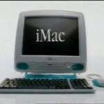 iMac G3 (Drei Schritte)