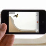 iPhone 3GS (Skateboard)