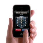 iPhone 3GS (Warteschleife)