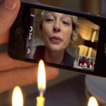 iPhone 4 (Mamas Geburtstag – FaceTime)