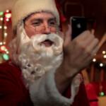 iPhone 4 (Unter der Decke – Weihnachten – FaceTime)