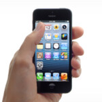 iPhone 5 (Daumen)