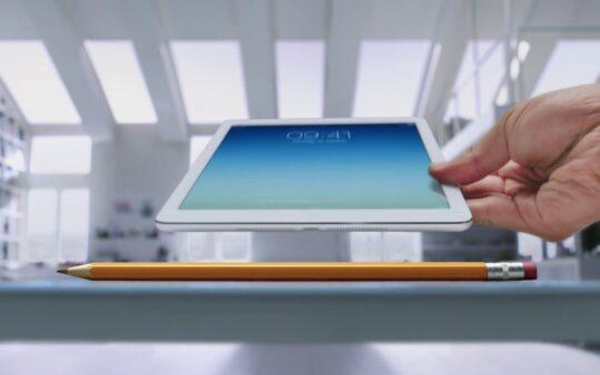iPad Air (Bleistift)