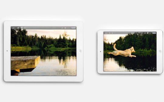 iPad mini (Fotos)