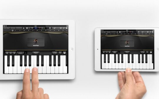 iPad mini (Piano)