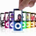 iPod nano 5G (nano macht video)
