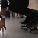Apple Watch Series 3 (Skateboard-Flip)