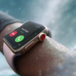 Apple Watch Series 3 (Teaser – Surfen)