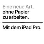 iPad Pro (Eine neue Art)