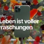 iPhone 11 Pro (Das Leben ist voller Überraschungen)
