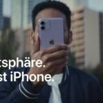 Privatsphäre. Das ist iPhone. (Zu viel Info)